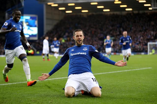 Everton 3 Crystal Palace 1: Eagles lose as Gylfi Sigurdsson stars at Goodison Park
