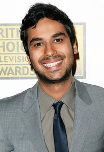 Kunal Nayyar | Photo Credits: Jason Merritt/Getty Images