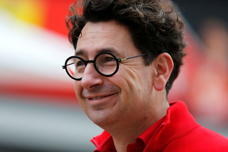 Motor racing: The others are faster than us, says Ferrari F1 boss