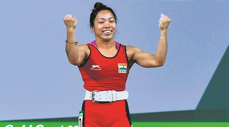 Indian weightlifters, Mirabai Chanu,