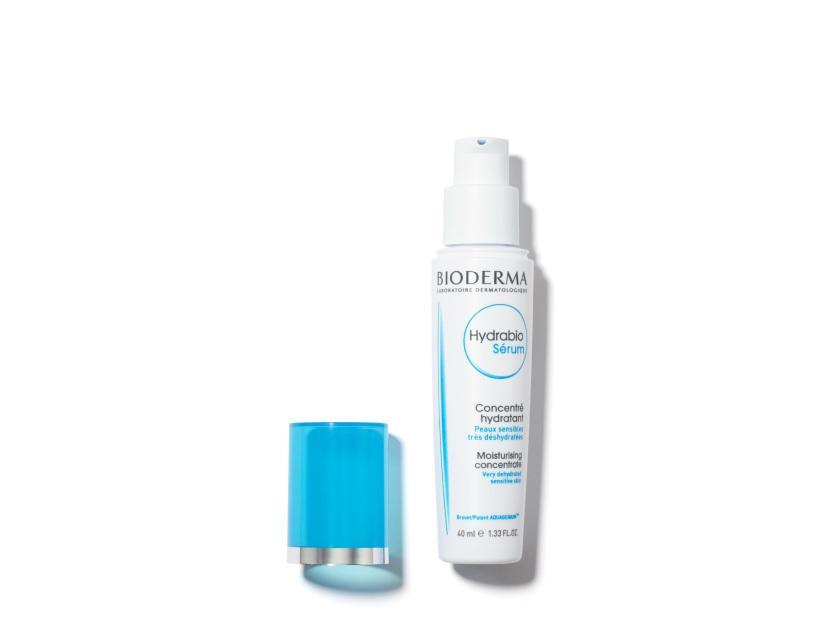 "<h3>Bioderma Hydrabio Serum</h3><br>From the French <em>pharmacie</em> brand behind your favorite micellar water comes this lightweight serum, which eases dryness and irritation on contact and provides lasting hydration via a handful of humectants like glycerin, xylitol, mannitol, and rhamnose. Laminaria ochroleuca extract — better known as brown seaweed — works to soothe and protect, and a super-absorbent polymer called sodium polyacrylate locks moisture into skin for the long haul.<br><br><strong>Bioderma</strong> Hydrabio Serum, $, available at <a href=""https://go.skimresources.com/?id=30283X879131&url=https%3A%2F%2Fwww.violetgrey.com%2Fproduct%2Fbioderma-hydrabio-serum%2FBIO-28363"" rel=""nofollow noopener"" target=""_blank"" data-ylk=""slk:Violet Grey"" class=""link rapid-noclick-resp"">Violet Grey</a>"