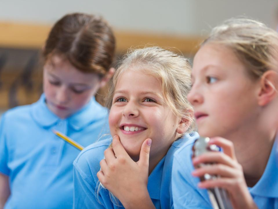 Children have seen huge disruption to normal school and social life over the course of the Covid pandemic (Getty Images)