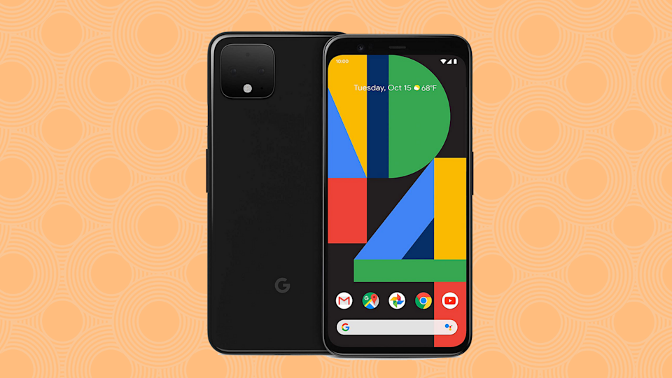 Save 36 percent on this Google Pixel 4. (Photo: Amazon)