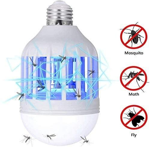 <p>This <span>Gloue Bug Zapper Light Bulb</span> ($15, originally $18) zaps mosquitoes, which definitely comes in handy right now. It can also switch to just being a regular lightbulb, so you don't have to keep changing out the bulbs.</p>
