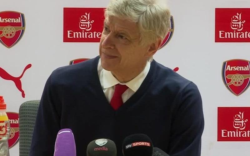 Arsenal managerArsène Wenger has said the mood around the club was lifted be the FA Cup semi-final defeat of Manchester City on Sunday