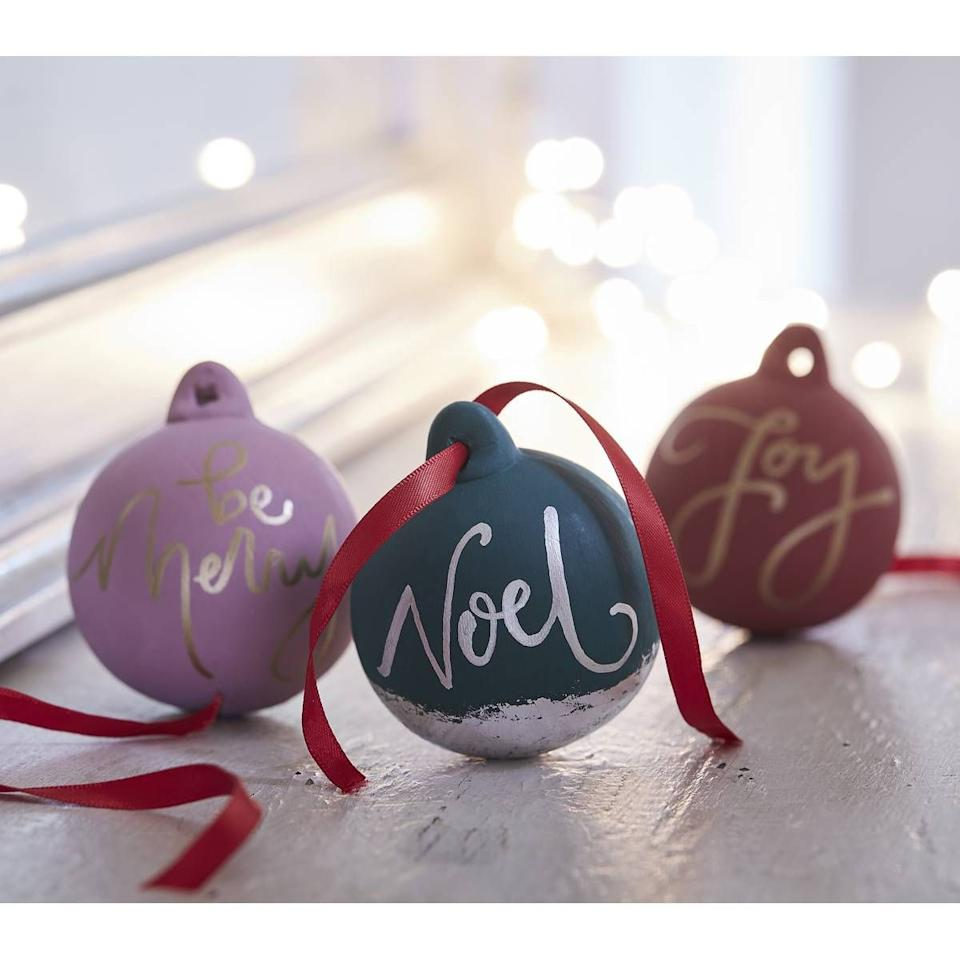 "<p><a class=""body-btn-link"" href=""https://go.redirectingat.com?id=127X1599956&url=https%3A%2F%2Fwww.hobbycraft.co.uk%2Fchristmas%2Fchristmas-decorations%2Fchristmas-tree-decorations&sref=http%3A%2F%2Fwww.housebeautiful.com%2Fuk%2Flifestyle%2Fg28961031%2Fhobbycraft-christmas-craft-trends%2F"" target=""_blank"">BUY NOW</a> <strong>Christmas tree decorations</strong></p><p>Blank ceramics that can be tailored with chosen designs to suit any home décor are already best sellers in 2019 with £8.2K sold at Hobbycraft to date. </p>"