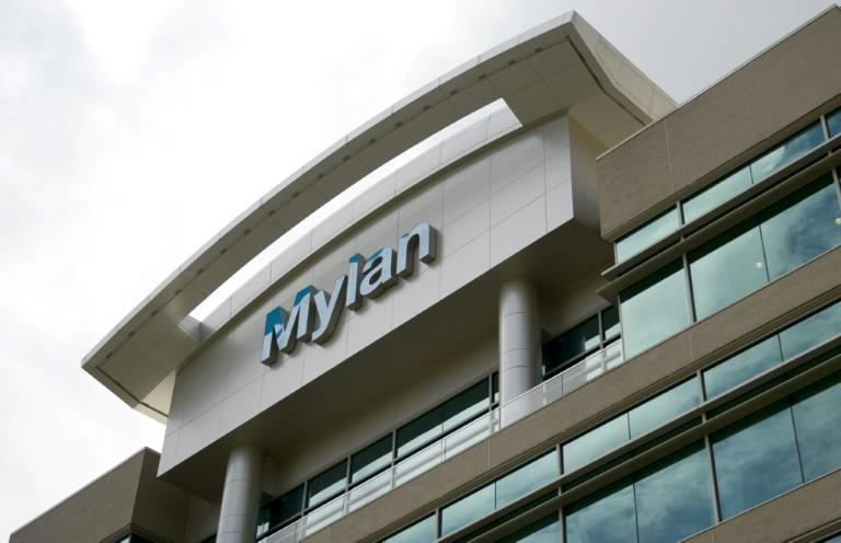 The combined company, to be named after the transaction is complete, will be led by Robert Coury, current chair of Mylan's board (AFP Photo/JEFF SWENSEN)