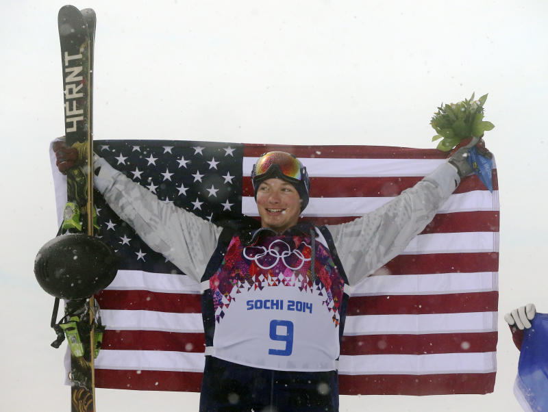 Wise wins on halfpipe for another American gold