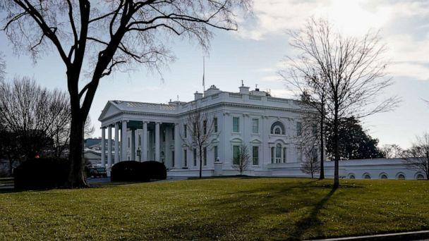 PHOTO: The White House is seen on  Jan. 13, 2021. (Erin Scott/Reuters)