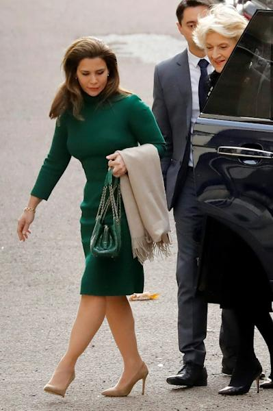 The review follows the application in London last year by the sheikh's ex-wife Princess Haya Bint al-Hussein for protection of their two school age children