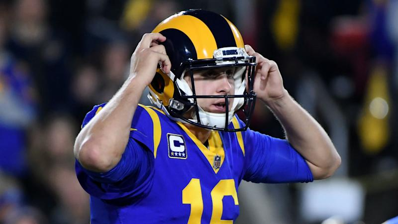 Rams pick up Goff's fifth-year option