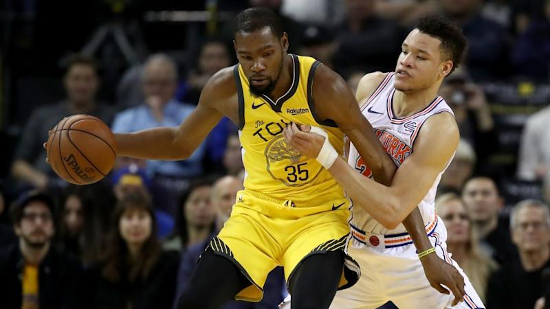 a9db0b79f344 Report  Several Warriors think Kevin Durant will leave for Knicks