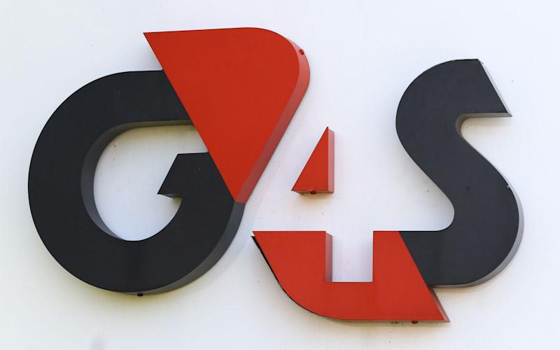 G4S supplies the tags - PA