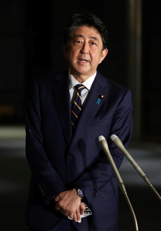 Abe smashed records as Japan's longest-serving prime minister, but was forced by health problems to cut short his tenure