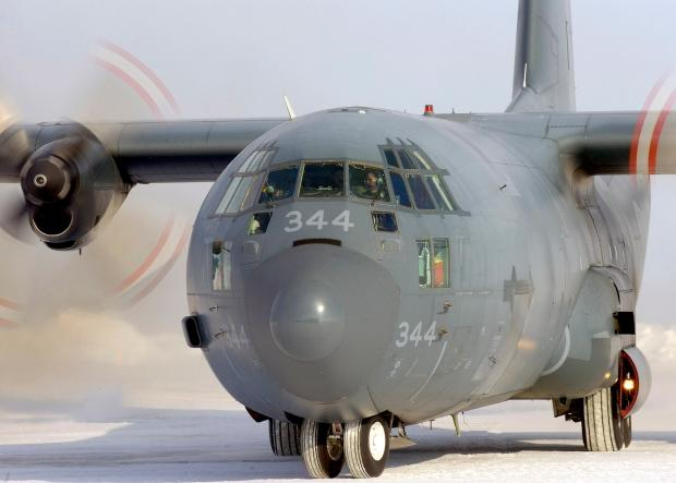 MCpl John Bradley/submitted by Royal Canadian Air Force