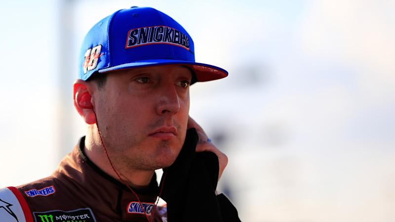 Kyle Busch rips his pit crew, defends his comments
