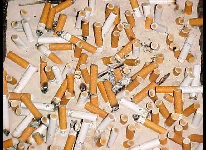 When King's family piled the evidence of his addictions - cigarette butts, beer cans, grams of cocaine and marijuana - on the rug in front if him, their message finally got through. Since the late 1980s King has been sober. IMAGE: Wikimedia