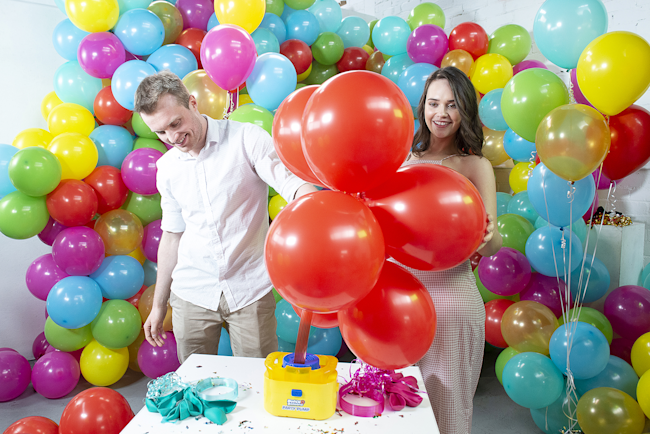 Party Balloons Instant