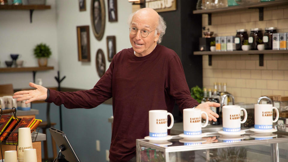 'Curb Your Enthusiasm' is back on Sky in October. (HBO/Sky)