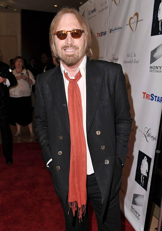 Rocker Tom Petty turns 61. (May 9, 2011)