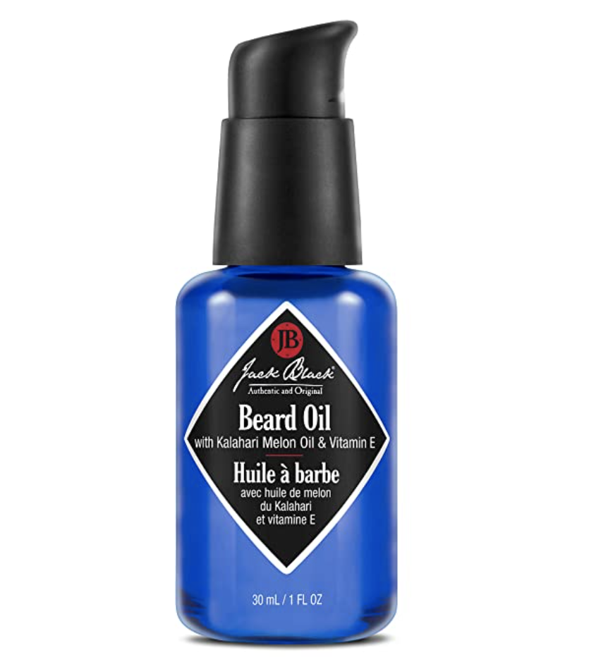 """<p><strong>Jack Black</strong></p><p>getjackblack.com</p><p><strong>$26.00</strong></p><p><a href=""""https://www.getjackblack.com/beard-oil.aspx"""" rel=""""nofollow noopener"""" target=""""_blank"""" data-ylk=""""slk:Shop Now"""" class=""""link rapid-noclick-resp"""">Shop Now</a></p><p>Became a beard guy? Smooth your scruff by working beard oil through your whiskers and into the skin below.</p>"""