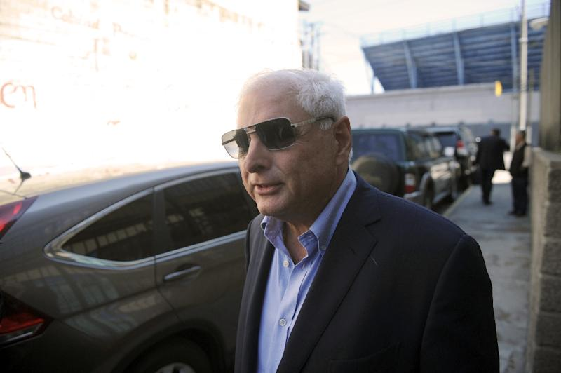 Panamanian former president Ricardo Martinelli, a businessman who owns a chain of supermarkets in Panama, is being investigated on charges of corruption and spying on opponents