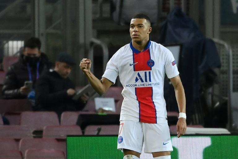 Kylian Mbappes's stunning hat-trick for Paris Saint-Germain floored Barcelona and had jaws dropping to the floor around the world