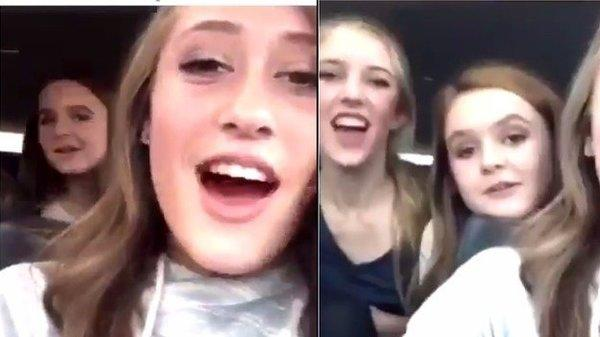 School Investigating Video Of Cheerleaders Giggling And Chanting Racial Slurs