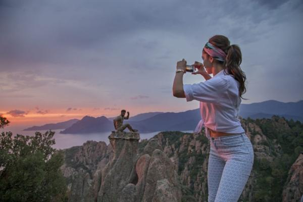 A still from Imtiaz Ali's film Tamasha shot in Corsica 2
