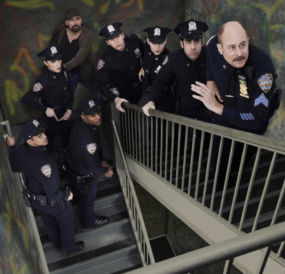 """<b>""""NYC 22"""" (CBS)</b><br><br>Read more on our <a href=""""http://tv.yahoo.com/shows-in-trouble"""">Shows in Trouble</a> page"""