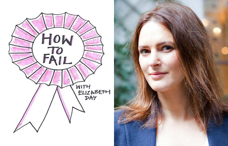 In her podcast How To Fail With Elizabeth Day, the author explores with a guest what their failures have taught them about how to succeed