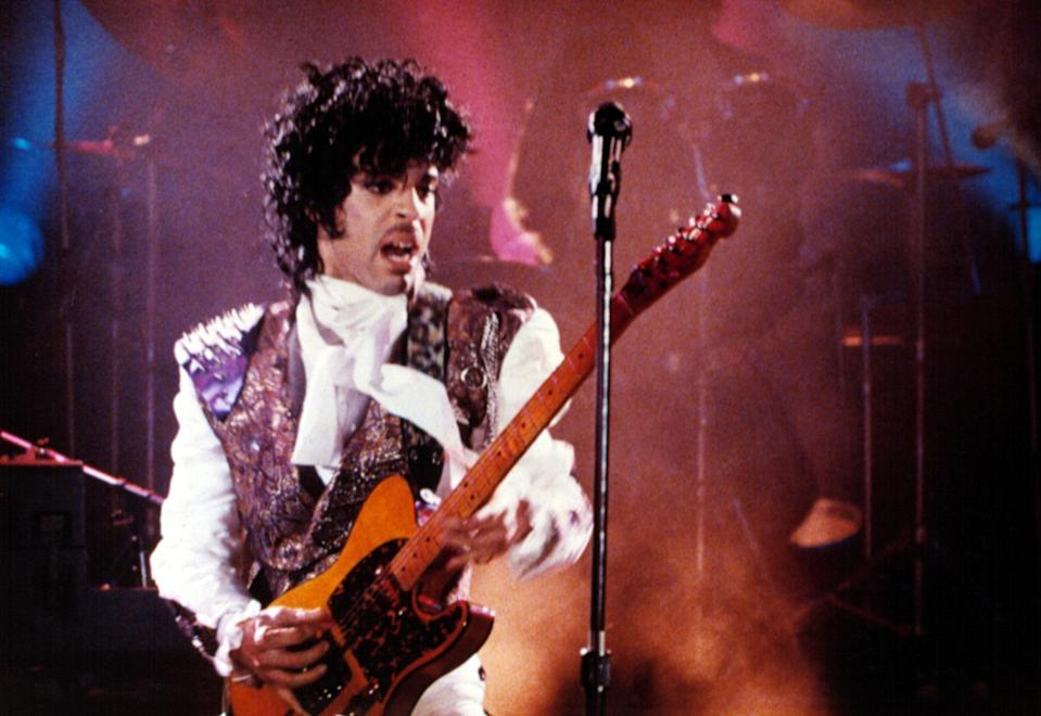 "<p>We're sure missing Prince these days. If you are too, revisit the rock star in his semi-autobiographical film <em>Purple Rain</em>. Prince plays ""The Kid,"" a struggling Minneapolis musician, in his acting debut. The soundtrack is obviously one of the main reasons to watch, with hits like ""When Doves Cry,"" ""Let's Go Crazy,"" and, of course, ""Purple Rain"" featured.</p> <p><a href=""https://www.netflix.com/title/70002872"" rel=""nofollow noopener"" target=""_blank"" data-ylk=""slk:Available to stream on Netflix."" class=""link rapid-noclick-resp""><em>Available to stream on Netflix.</em></a></p>"