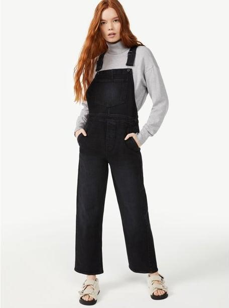 <p>You can't beat the price of these <span>Free Assembly Women's Overalls</span> ($34), which look like a pair you might be tempted to scoop up for five times the price at the mall.</p>