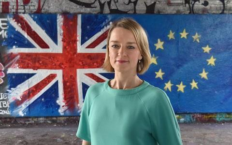 More talk about Brexit, with Laura Kuenssberg - Credit: Jeff Overs/BBC