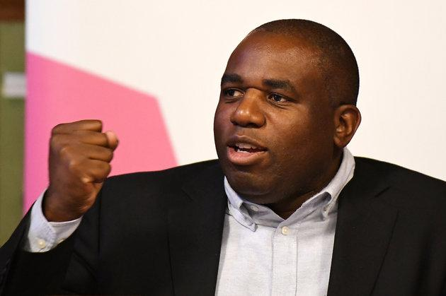 Labour MP David Lammy has called Oxford University as 'bastion of white privilege'