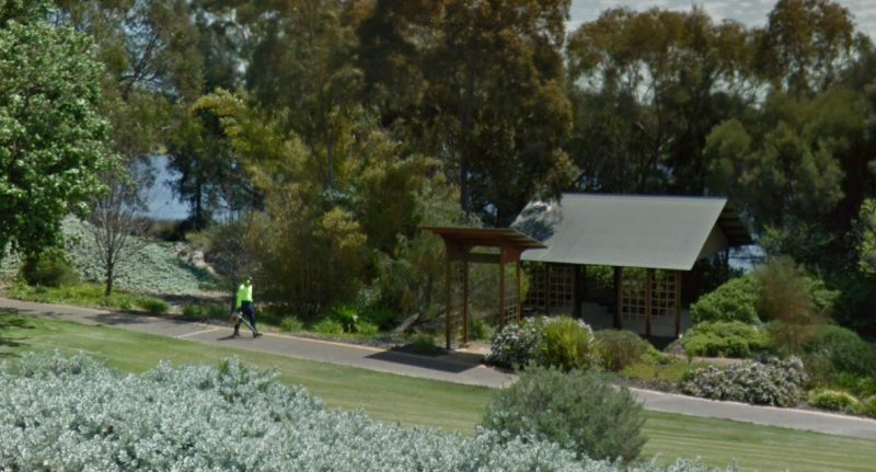 Christmas Eve tragedy: A man's body has been found in Perth's Adachi Park.