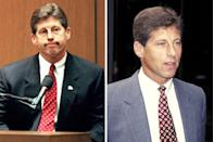 <p>One of the most vilified figures in the trial was Detective Mark Fuhrman, who was one of the first members of the LAPD to arrive at the murder scene on the night of the crime. Simpson's defense team argued that Fuhrman had tampered with and planted evidence—and when tapes emerged of Fuhrman using racial slurs against African-Americans, after testifying under oath that he did not use those words, his credibility became irrevocably damaged and he was widely condemned as a racist. Fuhrman retired from the LAPD that year and later pleaded no contest to perjury for his false testimony. Since then, like many participants in the trial, the 68-year-old Fuhrman has written true crime books. He also appears on television and talk radio.</p>
