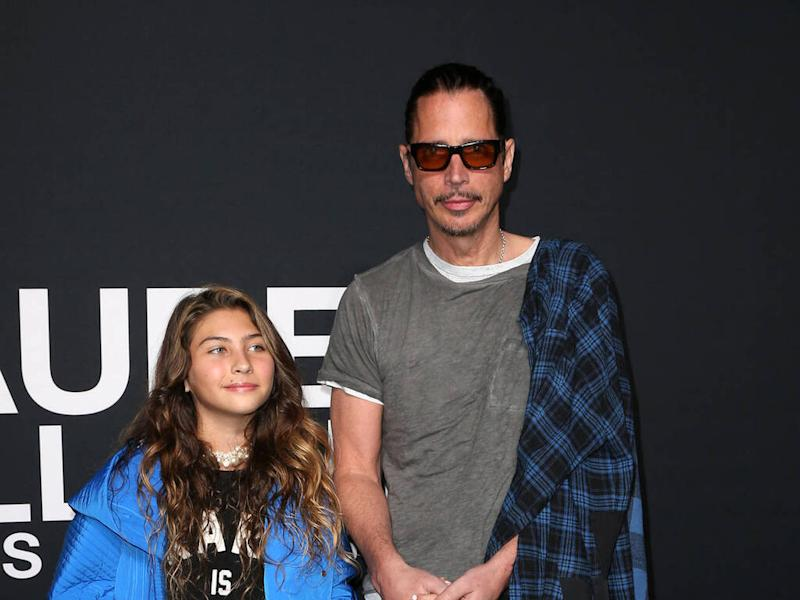 Chris Cornell's daughter launches mental health talk show