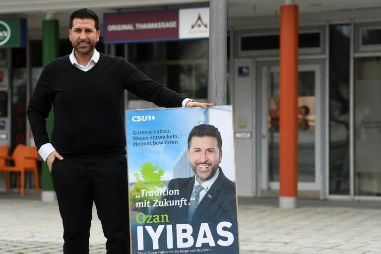 Iyibas, who is of Turkish origin and an adherent of Alevism, a secular branch of Islam, said he has been brought up to feel at ease in a predominantly Catholic environment from a young age