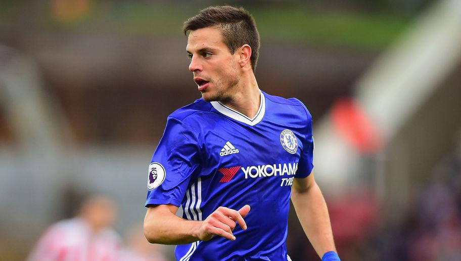 <p>Chelsea managed to pick up Cesar Azpilicueta for a bargain £7m in 2012 and the Blues have seen the defender's value grow over the years after consistently reliable displays.</p> <br /><p>Azpilicueta has predominantly played as a left-back for Chelsea, switching to a centre-back role this season. It's rather ironic seeing as he was initially bought as a right-back.</p>
