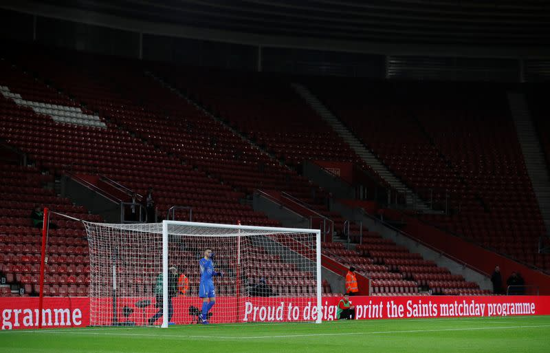 FA Cup Third Round Replay - Southampton v Derby County