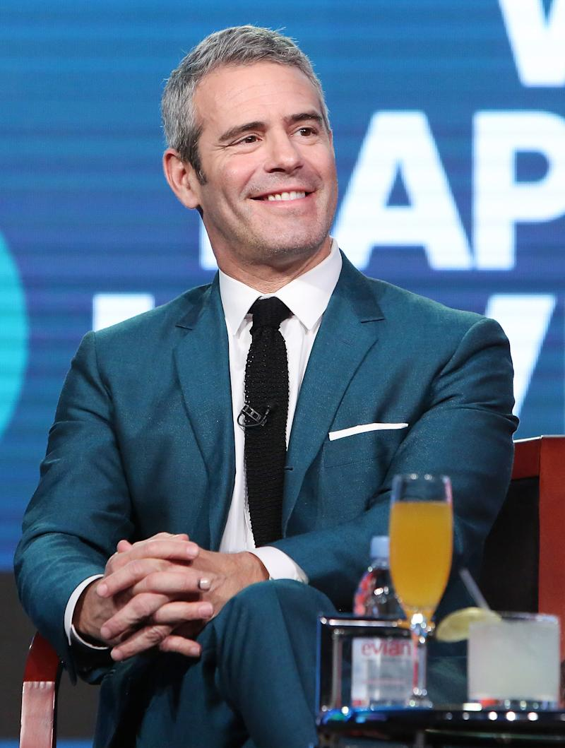 Andy Cohen Names the 5 Housewives He\'d Invite to His Dream Dinner Party