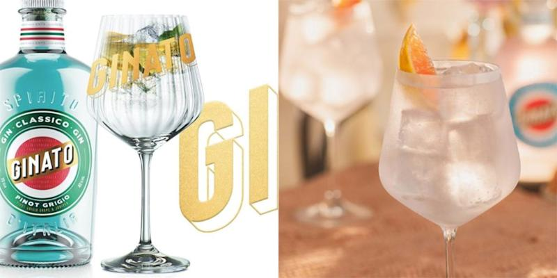 This Pinot Grigio Gin Is All We'll Be Drinking From Now On