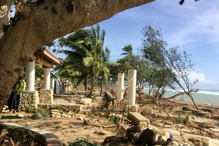 Tropical Cyclone Harold flattened tourist resorts in Tonga and left a trail of destruction across Pacific island nations