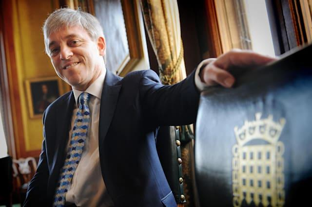 10 shocking expenses racked up by John Bercow