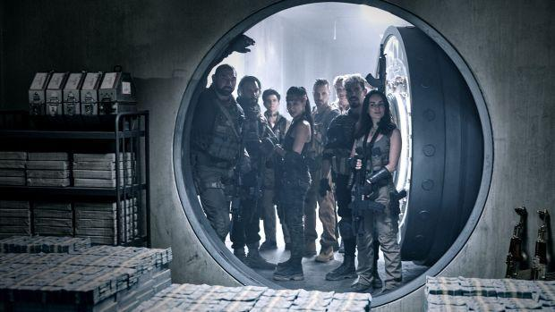 Image from Netflix's Army of the Dead