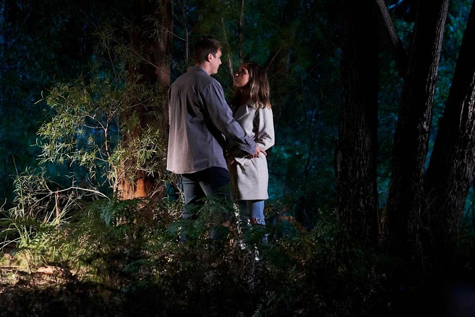 <p>But Colby is playing with fire, having previously told Bella that he and Taylor have split up. </p>