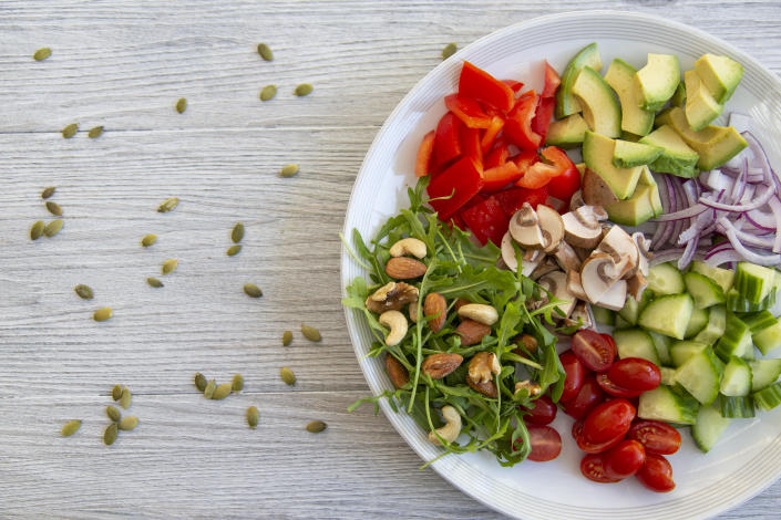 Diets don't have to be hard — especially when you've got the best hacks to help. (Photo: Getty Images)