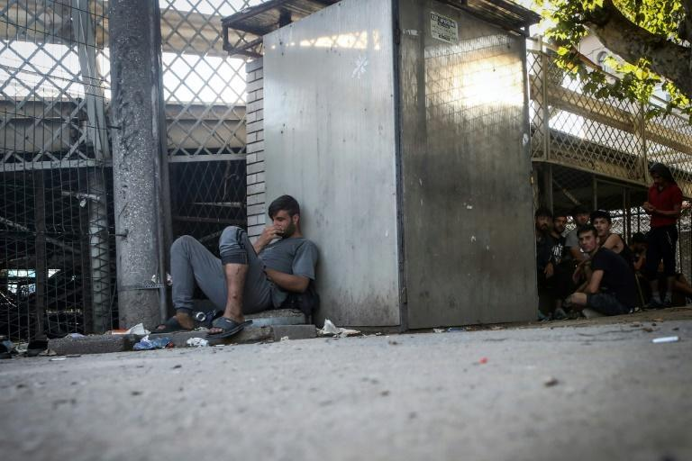 """New waves of migrants are making their way along the """"Balkan route"""" through Serbia"""
