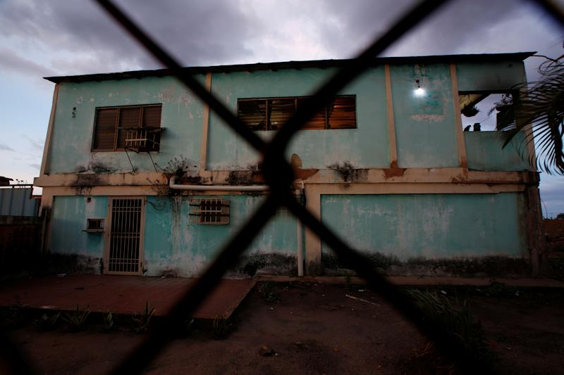 Maroly Bastardo's home, in El Tigre, Venezuela, on June 3. (Photo: Ivan Alvarado/Reuters)